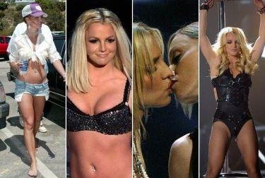 Οι πιο… σοκαριστικές στιγμές της Britney Spears