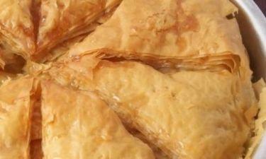 Αρωματικό γαλακτομπούρεκο χωρίς σιρόπι από τη Νίκη Μερκούρη