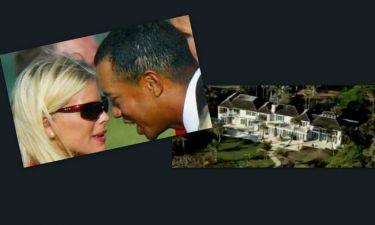Ερείπια η έπαυλη του Tiger Woods