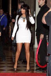 Δείτε την σέξι Kim Kardashian σε club του Las Vegas!