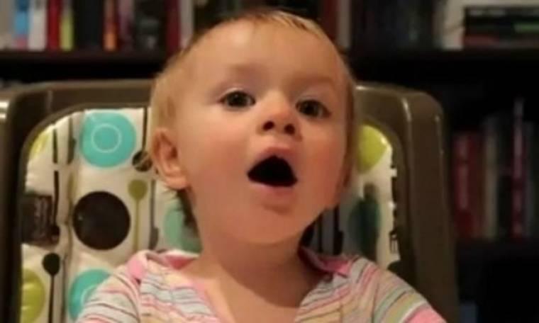 VIDEO: Όταν ρωτάς ένα ειλικρινές μωρό ποιο γονιό αγαπάει πιο πολύ