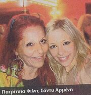 Η Ελληνίδα στυλίστρια και φίλη της Eva Longoria