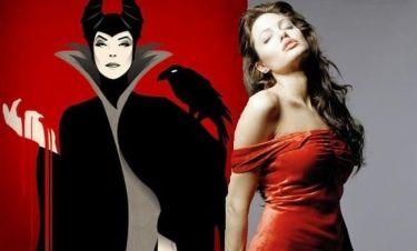 Έτοιμη για Κακιά Μάγισσα η Angelina Jolie