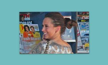 Τι είδε η Jennifer Love Hewitt και ξεκαρδίστηκε;