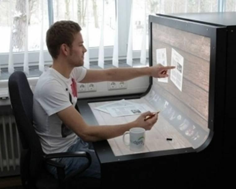 BendDesk: Το γραφείο του μέλλοντος