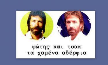 Ο Έλληνας «δίδυμος αδερφός» του Τσακ Νόρις!