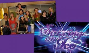 «Πήραν κατά κράτος» οι «Βασιλιάδες» το «Dancing on ice» σε τηλεθέαση!