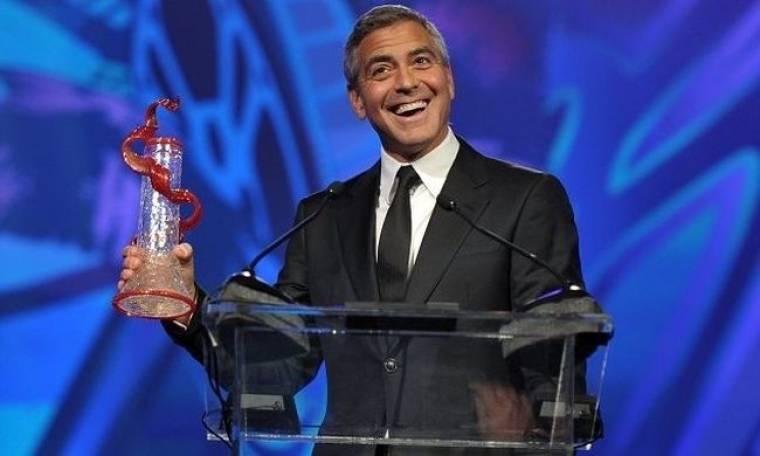 Τι ετοιμάζει ο George Clooney;
