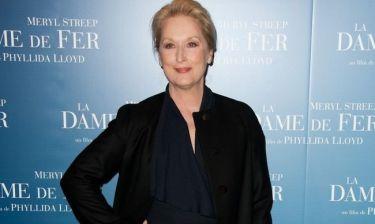 Meryl Streep: Πρεμιέρα στο Παρίσι