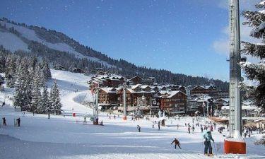 Ρεβεγιόν με… σκι