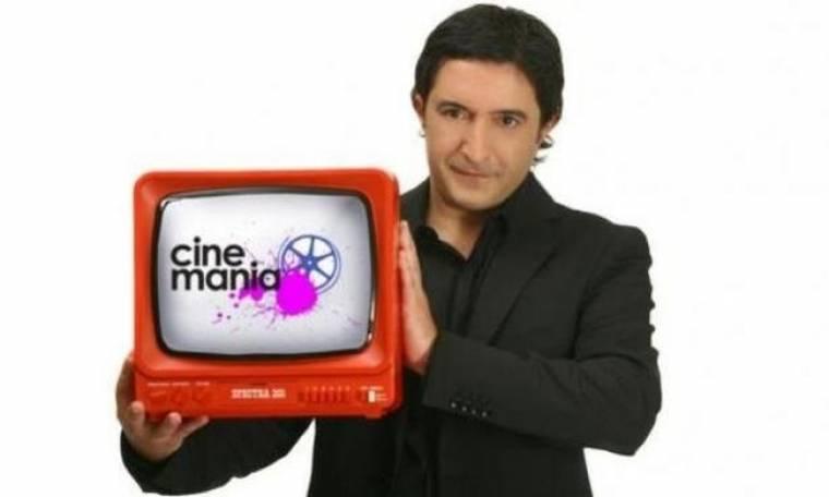 Παράταση έως τέλος της σεζόν για την  εκπομπή Cinemania