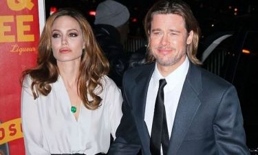 Angelina Jolie: Έκλεψε την παράσταση από τον Brad Pitt