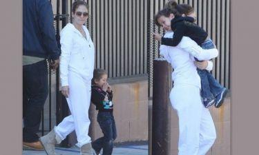 Jennifer Lopez: Όλα για τα παιδιά της! (φωτό)