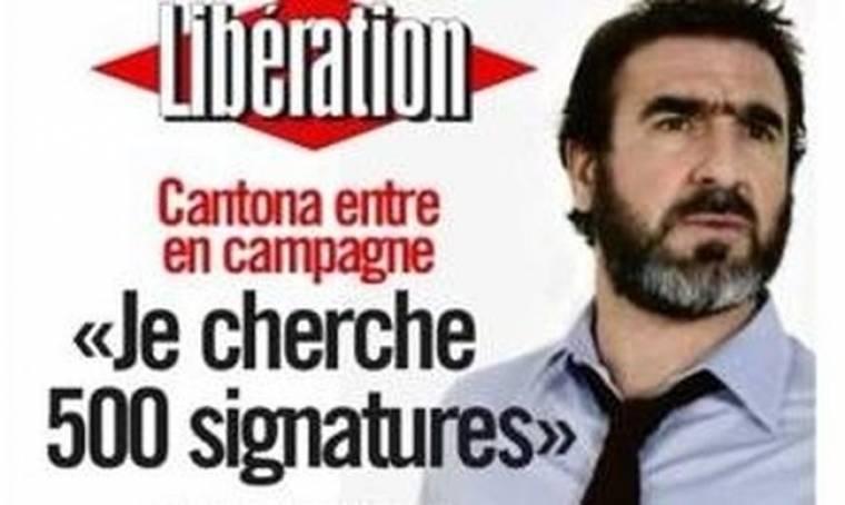 Καντονά για… Πρόεδρος της Γαλλίας!