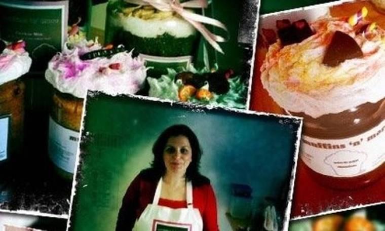 Φτιάξαμε τα πιο νόστιμα μπισκότα με τη Φωτεινή των Muffins 'N' More