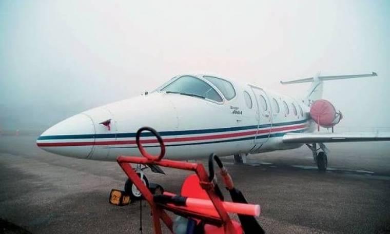 Ατύχημα με αεροσκάφος στο Ηράκλειο