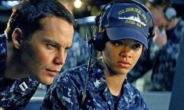 Η Rihanna μιλάει για το Battleship