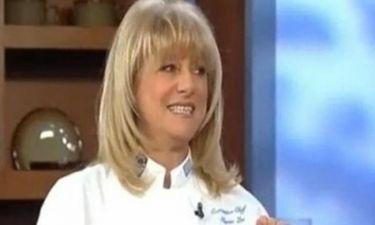 VIDEO: Η Μαρία Λόη μαγειρεύει στο Fox ελληνική συνταγή!