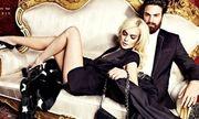 Lindsay Lohan: Νέα φωτογράφηση για τον Philipp Plein
