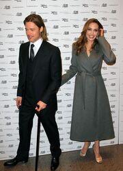 Brad Pitt και Angelina Jolie στην Ουάσινγκτον
