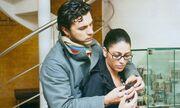 Χρήστος Βασιλόπουλος – Αντωνία Βεντούρα: Βόλτα για ψώνια στο Κολωνάκι