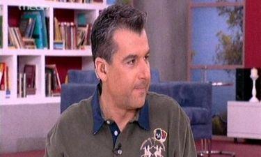 Γιώργος Λιάγκας: «Δεν θεωρώ ότι το πρότυπο του σημερινού άντρα είναι ο ξυρισμένος»