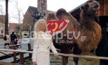 Το κορίτσι κι η καμήλα