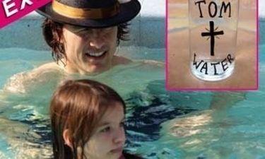 Ο Tom Cruise έγινε νερό και πωλείται στο e-bay!