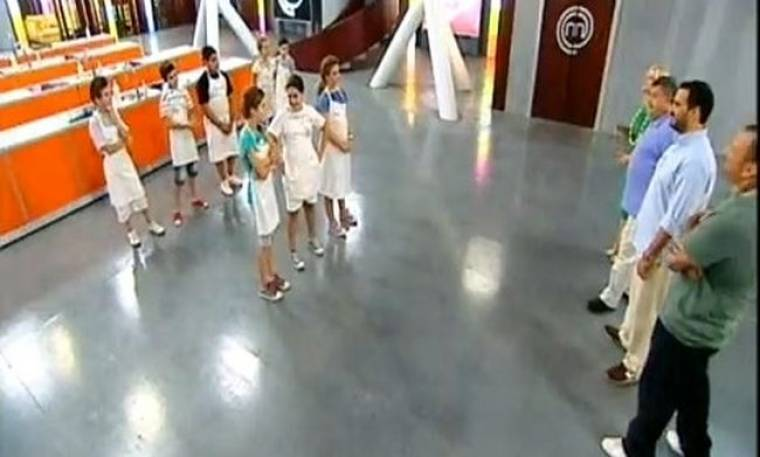 Τα κορίτσια του «Master Chef Junior» κέρδισαν τα αγόρια