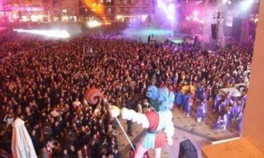 Διαμαρτυρία των Πατρινών «Αγανακτισμένων» Καρναβαλιστών