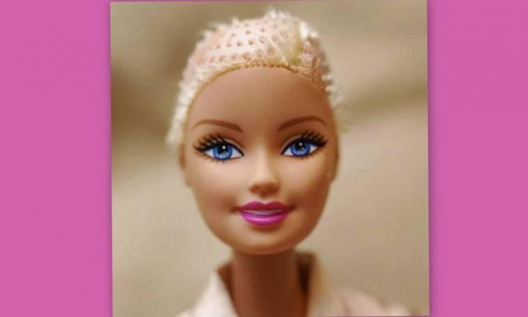 H πρώτη Barbie καρκινοπαθής;