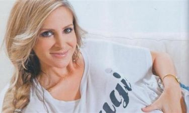 Τζούλη Αγοράκη: «Ο σύντροφός μου είδε πρώτος το τεστ εγκυμοσύνης»