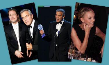 Όλα όσα έγιναν στα Βραβεία Κριτικών του Χόλιγουντ