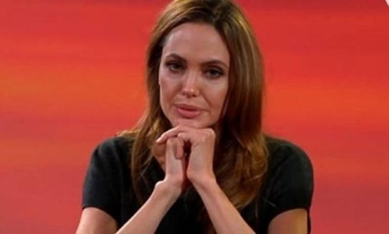 Angelina Jolie: Παραλίγο να καταρρεύσει γυρνώντας την ταινία της