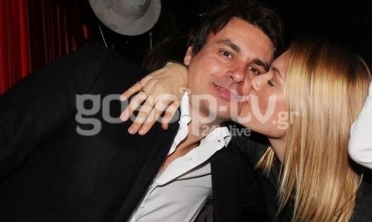 Το φιλί της Καγιά στον σύζυγό της