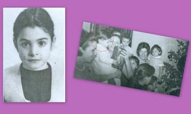 Ποια επώνυμη κυρία είναι το κοριτσάκι της φωτογραφίας;
