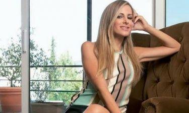 Τζούλη Αγοράκη: «Ότι και να γίνει, ο σύντροφός μου θα είναι ο πατέρας του παιδιού μου»