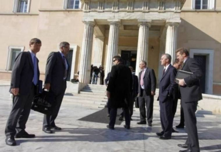 Η επιστροφή της τρόικας στην Αθήνα θα γίνει με πολλές εκπλήξεις