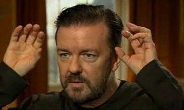 Ο Ricky Gervais απειλεί με νέες ατάκες