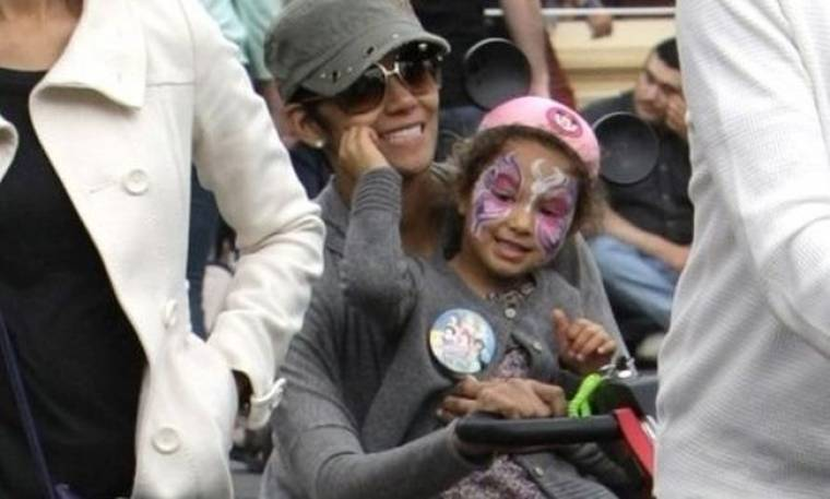 Halle Berry: Μια μαγική μέρα αφιερωμένη στην Nahla