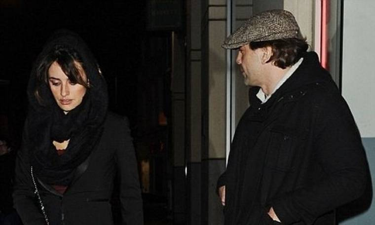Javier Bardem – Penelope Cruz: Βραβεία εσείς, Λονδίνο εμείς!