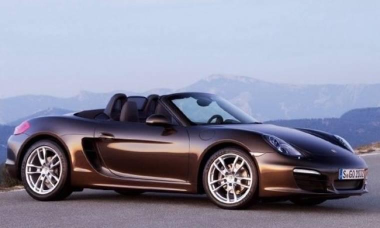 Η επόμενη Porsche Boxster