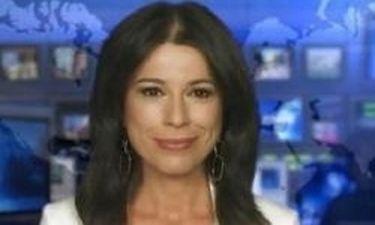 Μια Ελληνίδα παρουσιάστρια ειδήσεων σε κινεζικό κανάλι