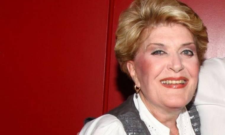 Βάσια Τριφύλλη: «Οι πιο πολλοί ηθοποιοί κάνουν και άλλες δουλειές»
