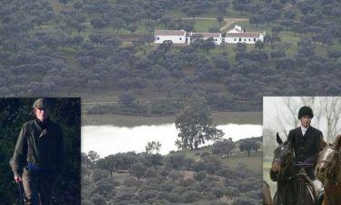 Ο William και ο Harry στην Ισπανία για κυνήγι αγριογούρουνου