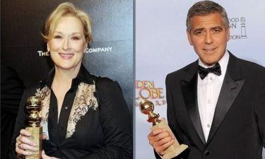 Streep και Clooney  υποψήφιοι για τα βραβεία Bafta – Μάθετε όλες τις υποψηφιότητες