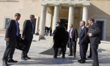 Ξεκινούν οι διαπραγματεύσεις με την τρόικα για τα νέα μέτρα του 2012