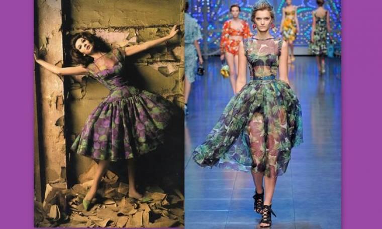 Το φόρεμα «σκάνδαλο» στα fashion blogs