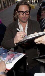 Πανικός για τον Brad Pitt