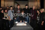 Κώνστα-Κούρκουλος-Σπυρόπουλος: Έκοψαν τη πρωτοχρονιάτικη πίτα!